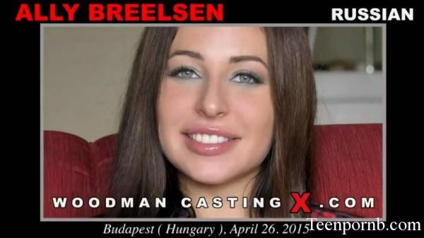 WoodmanCastingX - Ally Breelsen