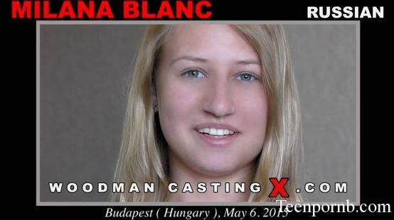 WoodmanCastingX – Milana Blanc – PierreWoodman
