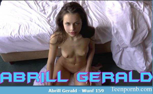 wakeUpNFuck – Abrill Gerald – Wunf 159