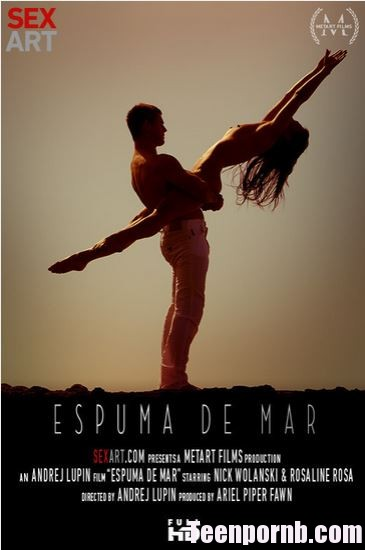 SexArt - Rosaline Rosa - Espuma De Mar