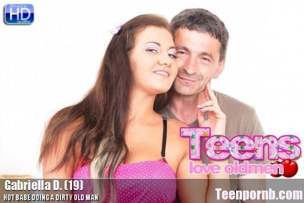 teens-love-oldmen - Gabriella D. 19