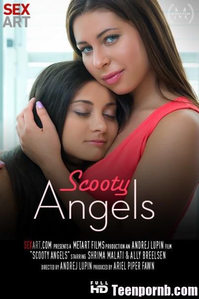 SexArt - Ally Breelsen - Shrima Malati - Scooty Angels