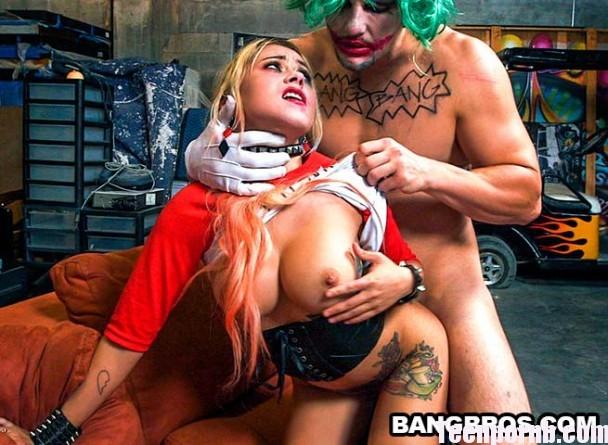 BangBros18 Marsha May Revving Up The Harley