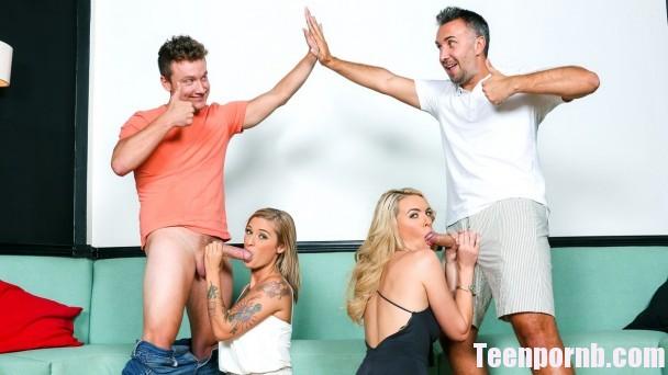 DigitalPlayground Keira Nicole, Kleio Valentien Converting Lesbians