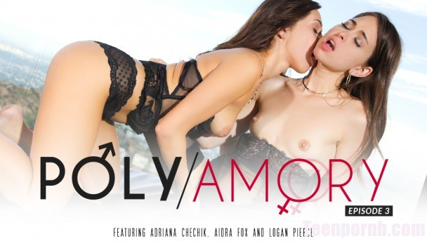 Riley Reid, Jenna Sativa Polyamory, Episode 3