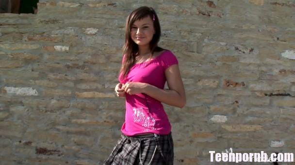 TeenModels - Abbie Cat - Cooling Off HD 1080p