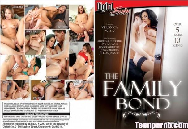 The Family Bond New Sensations DVDRip