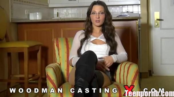 WoodmanCastingX Julie Skyhigh – Anal