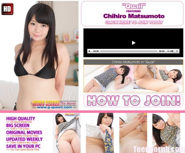 G-Queen Chihiro Matsumoto - Quail UNCEN 526 3gp mobil porn