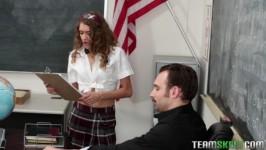 InnocentHigh Rebel Lynn Bone a Petite School girl