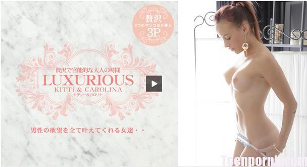 Kin8tengoku KITTI, CAROLINA - Luxurious 1399 uncen 3gp mobil free