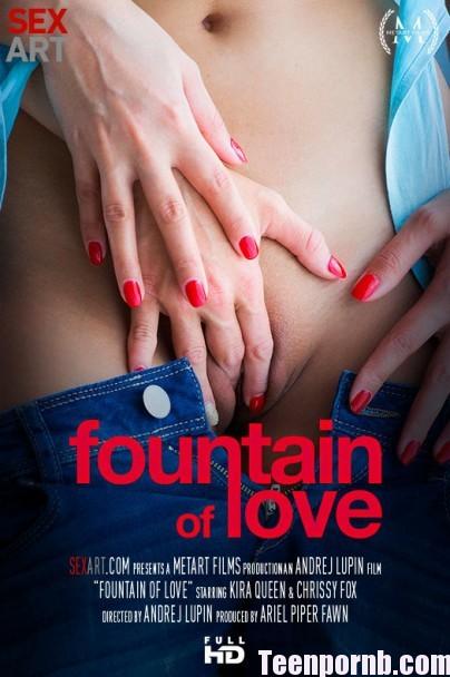 SexArt Chrissy Fox, Kira Queen – Fountain of Love