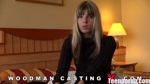 Casting Porn Woodman 43