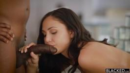 Black porn Ariana Marie Famous Pop Star Loves BBC SD