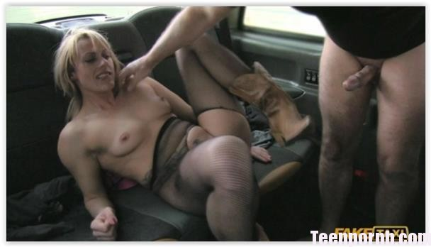 FakeTaxi Brittany Bardot Anal sex pays for Czech babes fare 295 3gp mobil spankbang