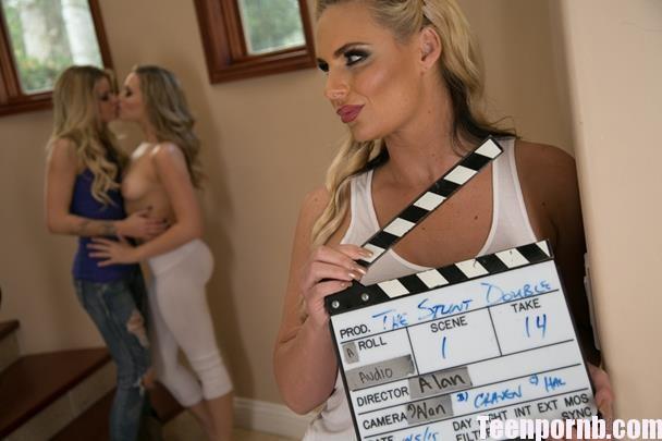 GirlsWay Phoenix Marie, Jessa Rhodes, Mia Malkova The Stunt Double 3gp mobil lezbian porn