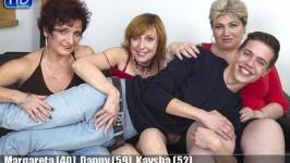 Mature.nl Margareta Danny, Kaysha mat-profgroup013