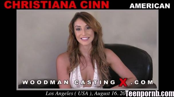 WoodmanCastingX Christiana Cinn PierreWoodman