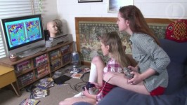 GirlsOutWest Annabelle Lee, Celine Game On Lezbian