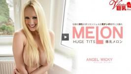 Kin8tengoku ANGEL WICKY HUGE TITS MELON 1432