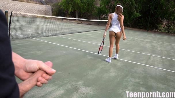 LatinaSexTapes Sara Luvv Latina's Tennis Lesson Gets Naughty porn 3gp mobil