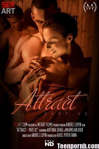 SexArt Antonia Sainz Attract Part 2 MetArt porn mobil 3gp sex download