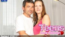 Teens-Love-Oldmen Mature.nl Evelyn L Teen Brunette