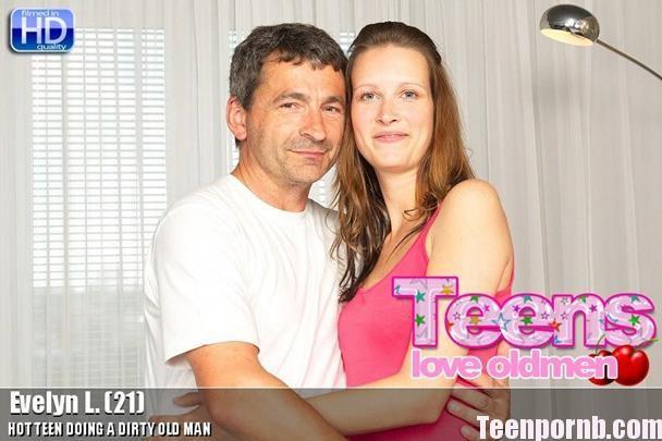 Teens-Love-Oldmen Mature.nl Evelyn L Teen Brunette porn oldman 3gp video
