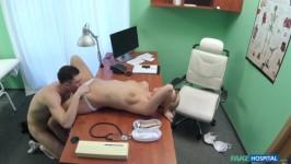 FakeHospital E227 Nikky Dream Sexy nurse wants a quick fuck