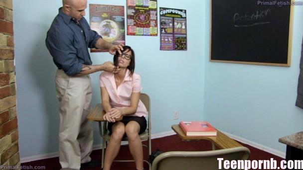 PrimalFetish clips4sale Aidra Fox The Tutor HD hipnotic porn hipne Sex school Girl Teacher porn (3)