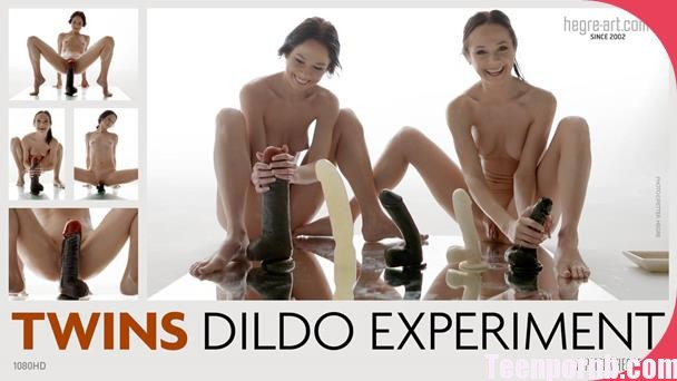 Hegre-Art Julietta, Magdalena Twins Dildo Experiment