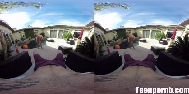 NaughtyAmerica Jessa Rhodes Virtual Reality, VR Porn 3gp mobil porn (1)