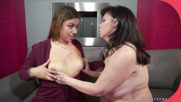 OldYoungLesbianLove Karla, Tilda Horny Karla Trusts Again 3gp mobil porn (2)