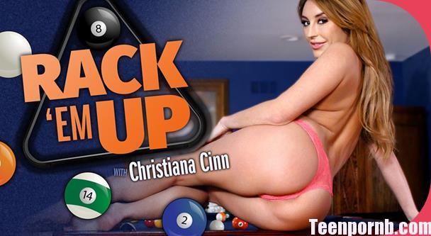 Wankzvr Wankz Christiana Cinn Rack Em Up Gear Vr, Cardboard 3gp 2k mobil porn samsung (1)