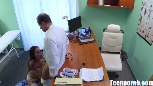 FakeHospital E311 Eva Eveline Doctor Creampies Sexy New Nurse