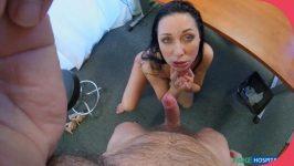 FakeHospital E321 Eva Eveline Doctor frees loveballs deep in pussy