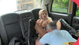 FakeTaxi Michelle Thorne Pornstar Makes Debut in London Taxi