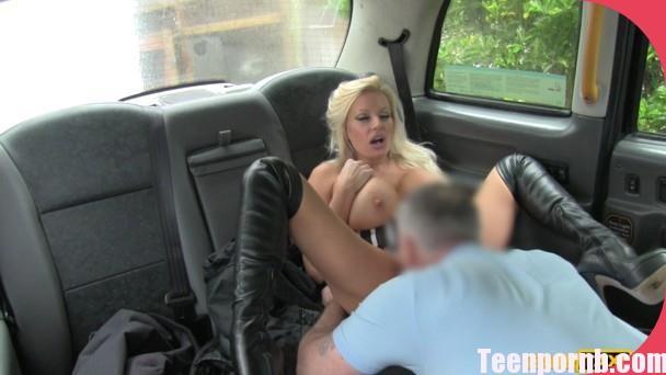 FakeTaxi Michelle Thorne Pornstar Makes Debut in London Taxi 3gp mobil porn sex (1)