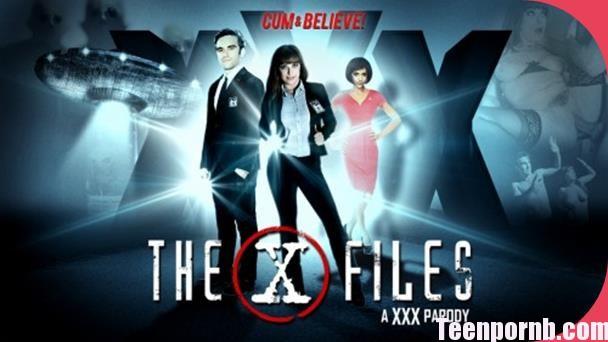 Penny Pax, Ziggy Star The X-Files A XXX Parody SD