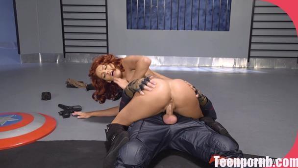 Peta Jensen Captain America Porn DigitalPlayground 3gp mobil videos (7)