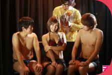 Sara Saijo Dirty Quiz and Prize japanese Gangbang Porn