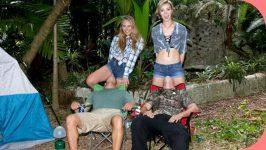 DaughterSwap Alyssa Cole, Haley Reed Backwoods Bartering