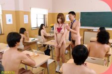 Japanese Naked School Girls Porn HIKARU, SECILE uncen