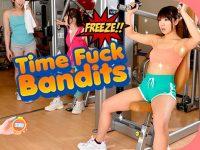 Japanese Time Fuck Bandits at a Gym part2 Tomomi Nakama