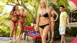 Julia Ann, Phoenix Marie, Richelle Ryan Cumming To America