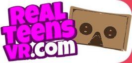 RealTeensVR Virtual Reality Porn 6 Vid Oculus Rift, VR Porn