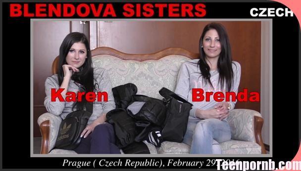 WoodmanCastingX Blendova Sisters Casting Hard Karen brenda porn downlaod free stream mobiles tube bokep (6)