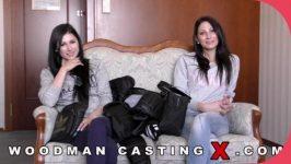 WoodmanCastingX Blendova Sisters No Sex Pron
