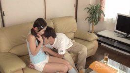 Japanese Girl Ruru Kinouchi Step Dad Next Daughter