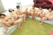 Sara Saijo, Narimiya Harua, Hekiki Rin, Mizuki Yume Pussy picture book